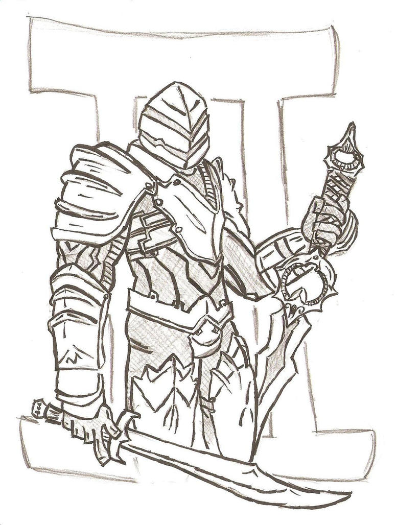 Infinity Blade 2 Siris By Awesome Leaf On Deviantart