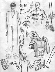 Practice of many things. by wilsonjunior1994