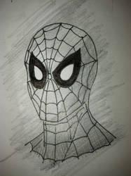 Spider by wilsonjunior1994