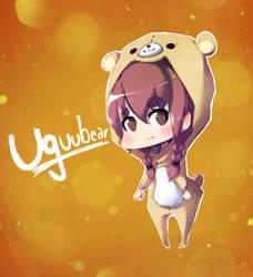 New Uguubear by P0NCA