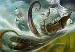 Wake the Kraken