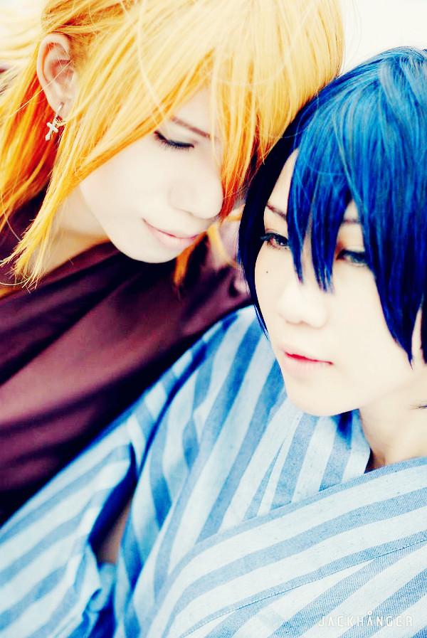 Ren Masato close up by princekt