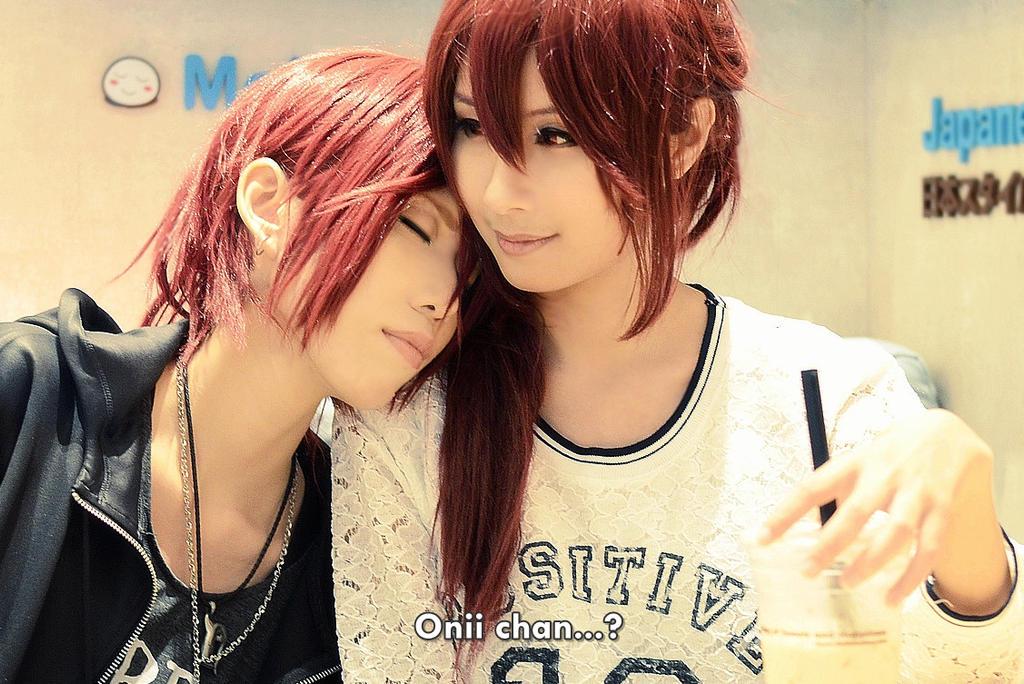 Free Matsuoka sibling by princekt