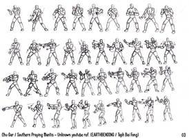 ChuGar Toph Bending Style 03 by kaioutei