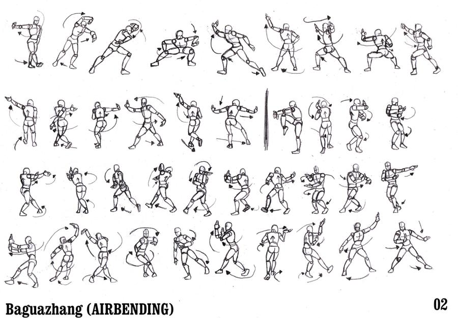 Bagua Airbending Thumb 02 By Kaioutei On Deviantart