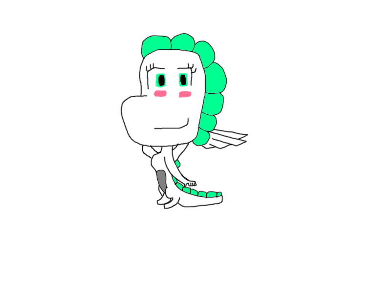 Chibi Daisy! by kevintheminion73