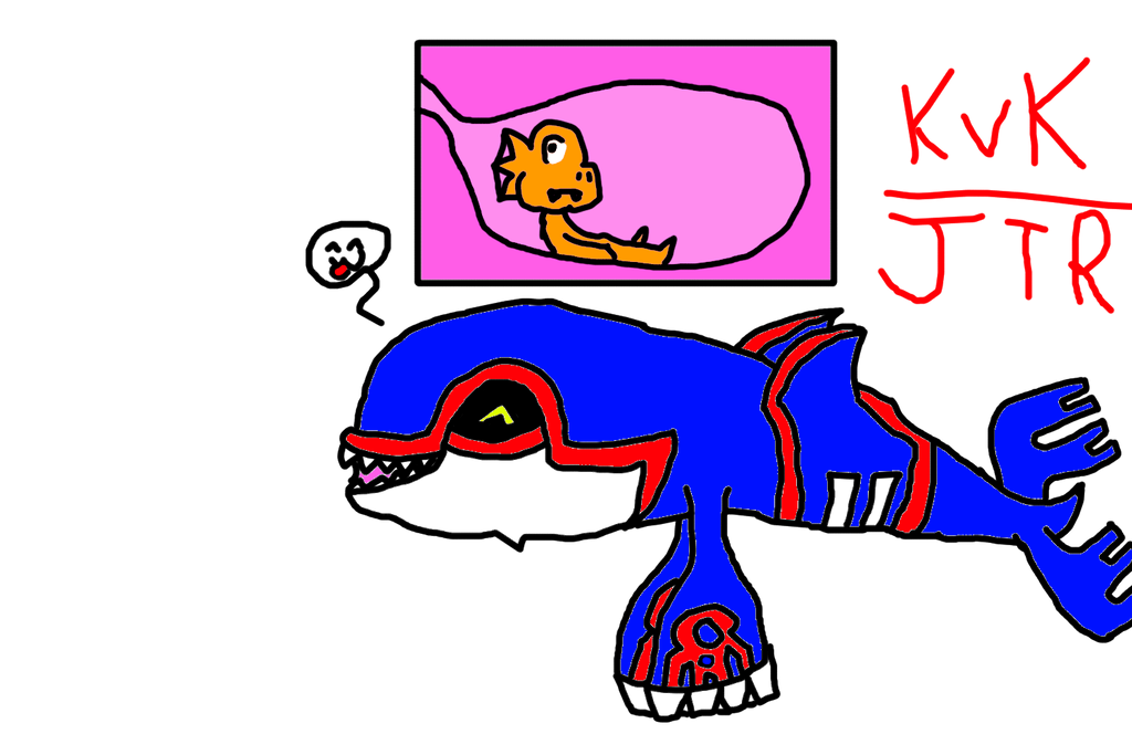 Kyogre Vore by kevintheminion73