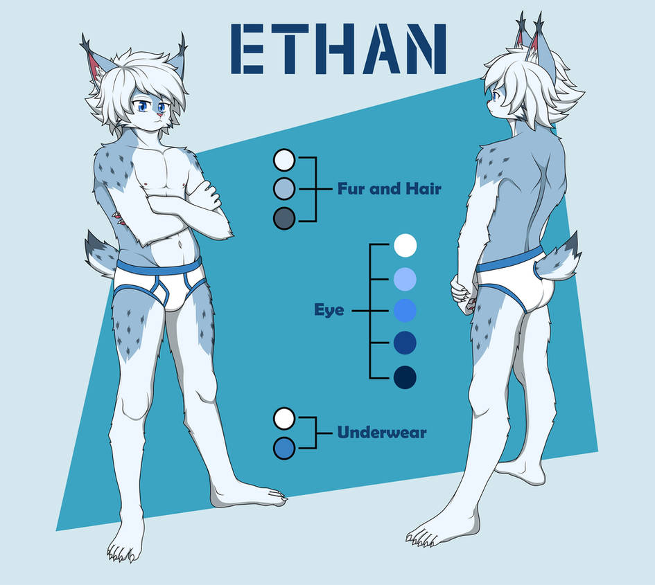 Ethan canadian lynx 2021 redesign
