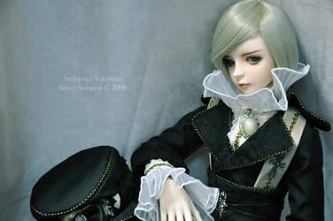 Victorian Gentleman II by Ambrosia-Valentine