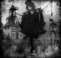 Little Miss Dangerous by Devi-J