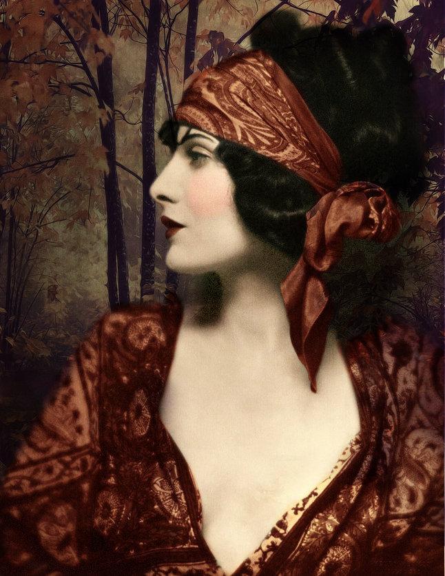 A Woman's Beauty by Devi-J
