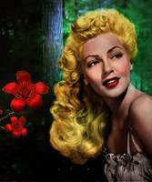 Lana Turner by Devi-J