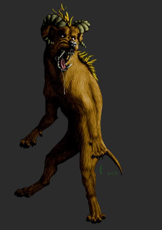Devil's Dog by nagowteena101