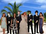 becka and miyavi's wedding