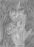 Nikki Sixx: This is Gonna Hurt by MabMeddowsMercury