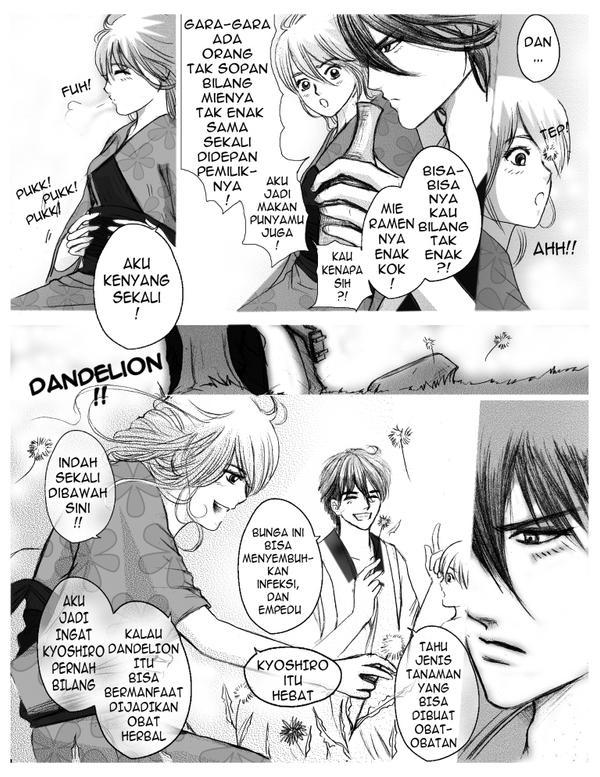 memories of dandelion 1(2) by noanio