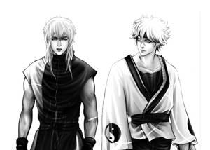 Shinrei vs Hotaru