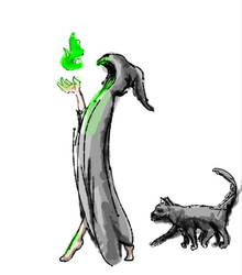Catto and Dryad