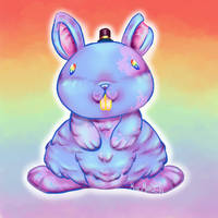 The Proud Bunny