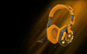 Deus Ex:Human Revolution Headphones by DoramiRex