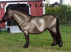 Darlas Alizza by LinnestoftasEternal