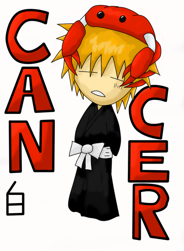 Lovely Bleach Zodiac Signs   Cancer By XShirochanx ...