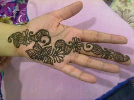 Mom's henna 17