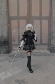 2b cosplay