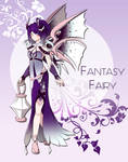 AB Added [AUCTION: OPEN] Fantasy Fairy by BunMuffin