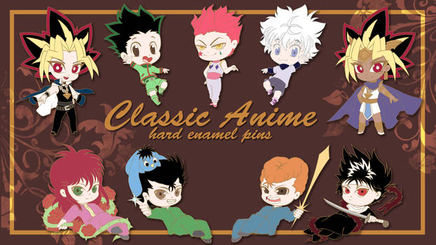 [Kickstarter: Open] Classic Anime
