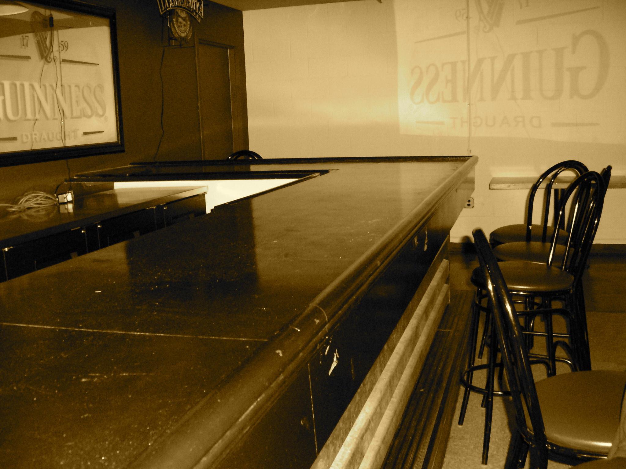 At the bar by DramaDork626