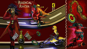 Radical Racer by Deevie4302