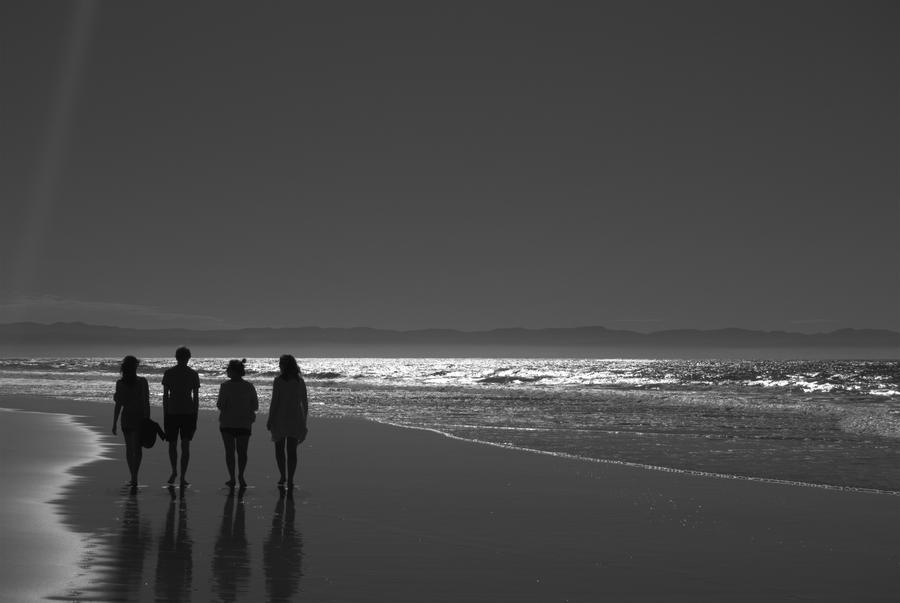 Away we walk II by LukeFowler