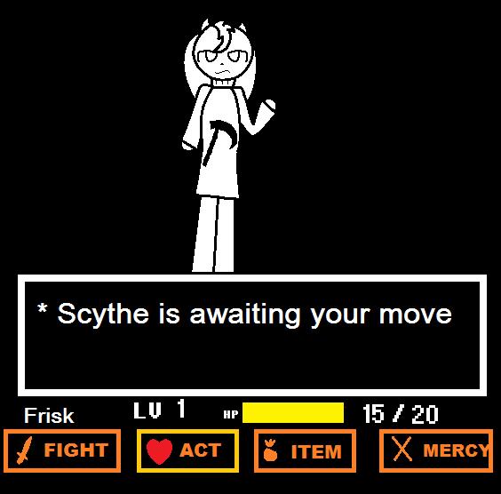 Scyth (Scythtale) by pokemonfnaf1