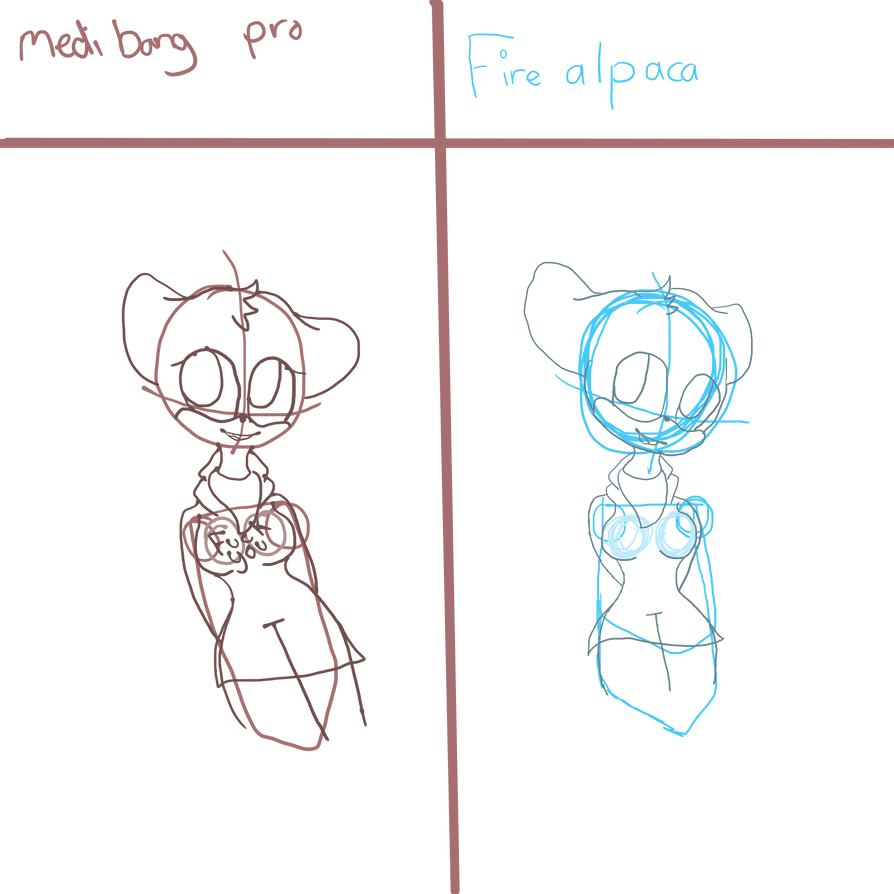 Compare by pokemonfnaf1