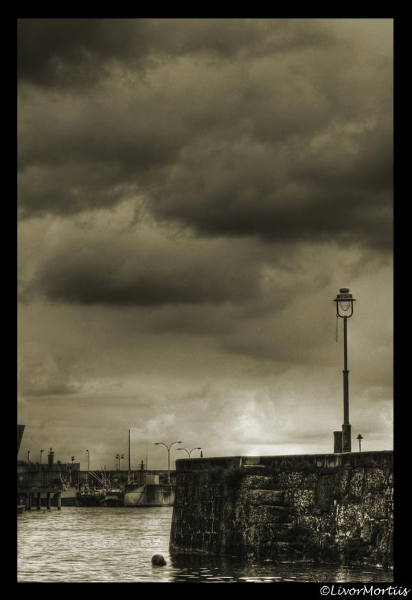 Never Again by Livor-Mortiis