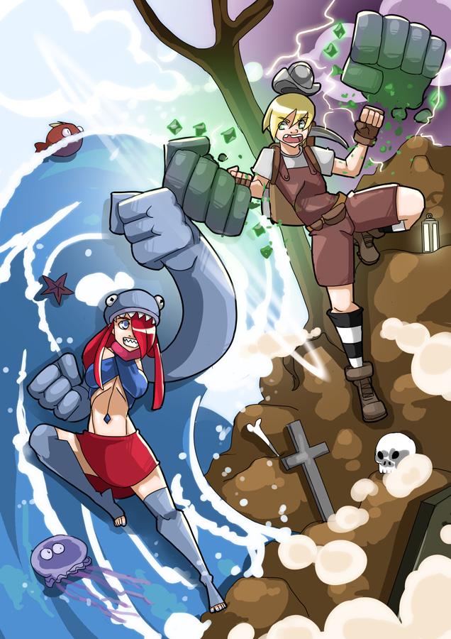 Boneyard Rumble by fvatrtnyuh