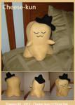 Cheese-kun Plushie
