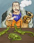 Croc and Nannergators