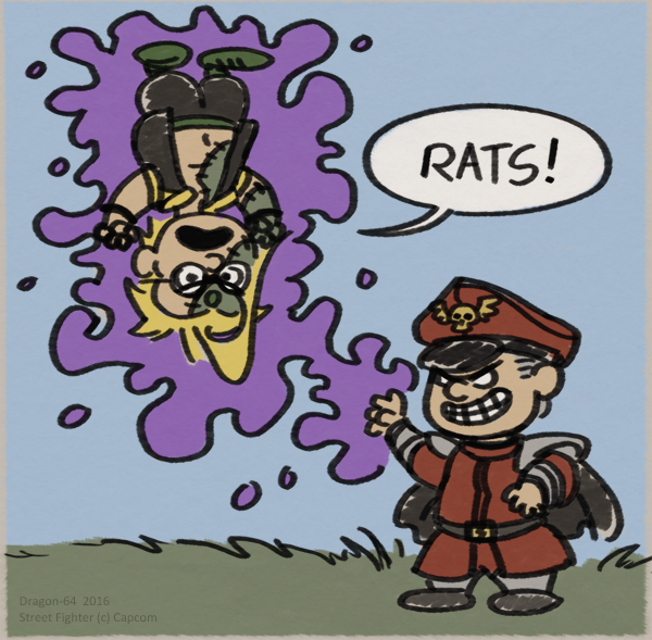 SFR - Rats by dragon-64
