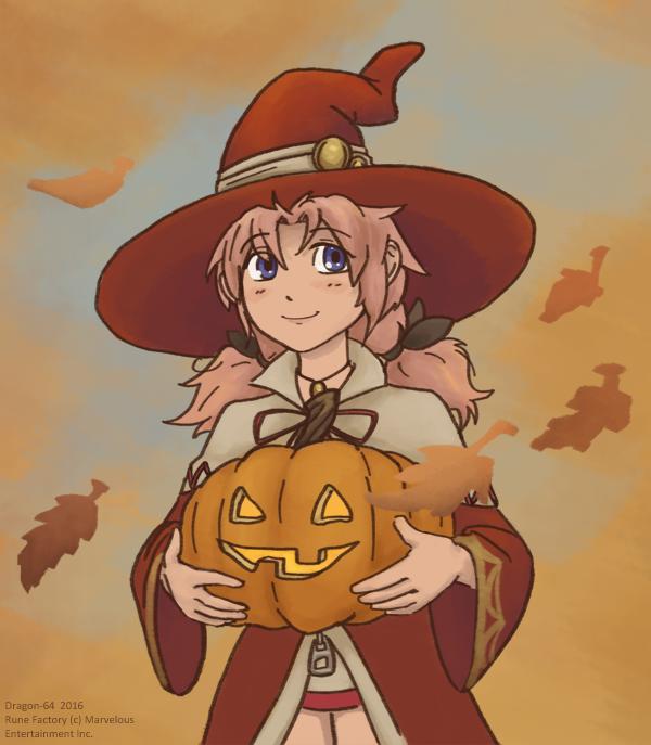 RFF - Pumpkin by dragon-64