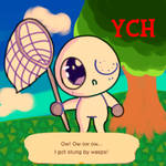 Ow! YCH(OPEN) by Ghoststylon