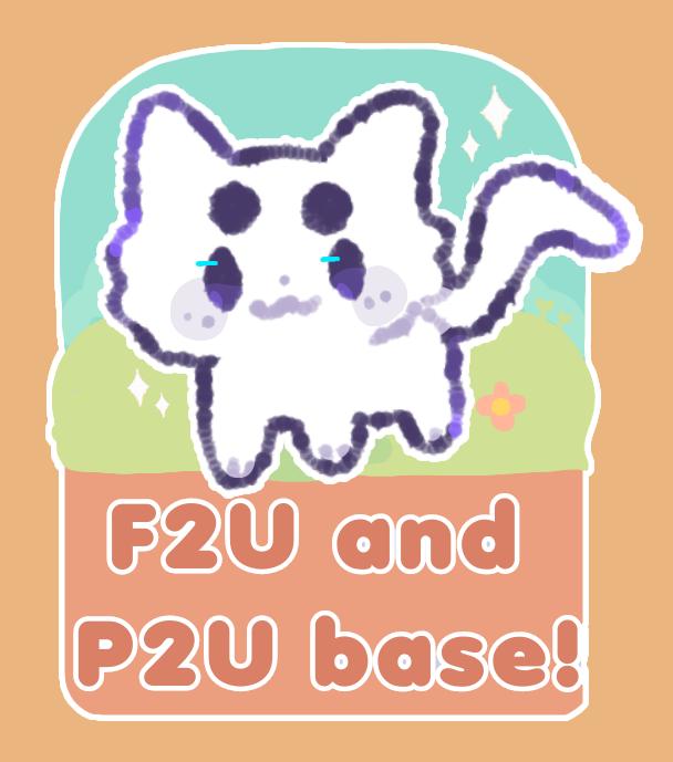 Animal F2U and P2U base!