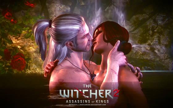 Witcher 2. Elven Bath