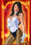 Zatanna by Peter Vale (Colored)