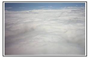 Cloudy floor