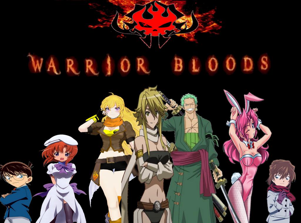 WARRIOR BLOODS 3.0 by Zoro1000
