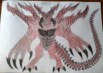 Diablo 3: Diablo Primigenio by Masculc7