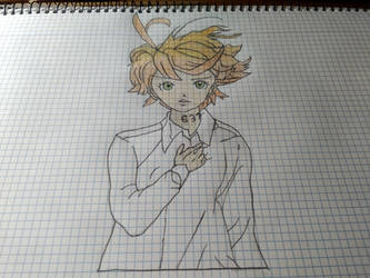 The Promised Neverland: Emma by Masculc7
