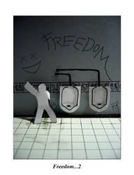 Freedom...2 by Samuki